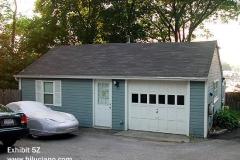 Garage Reconstruction & Doors