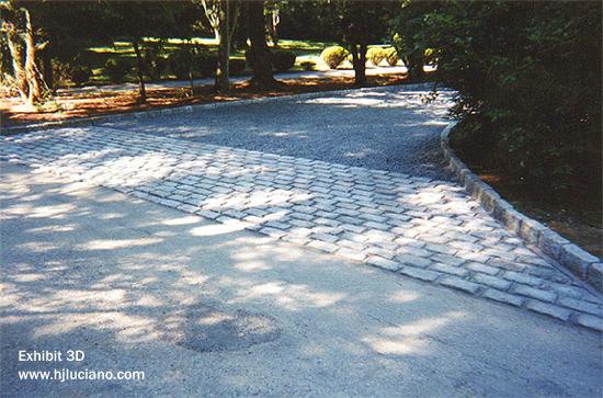Stone Work on Driveways