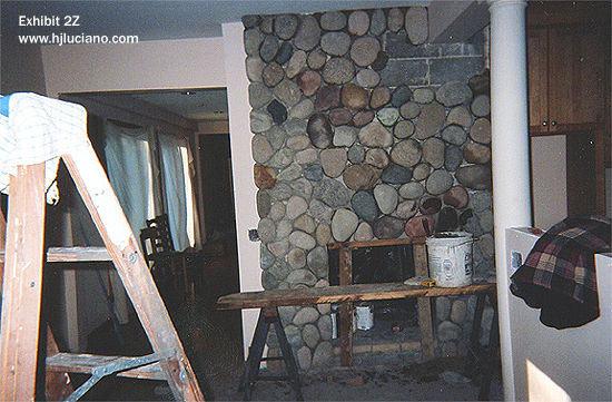 Masonry Stone Fireplaces