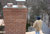 Masonry Chimney Repairs