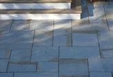 Varagated Blue Stone Patio