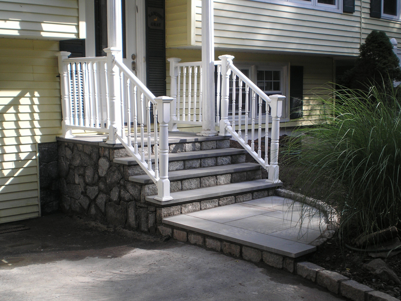 Stone Steps Amp Stone Walkway Photos Hj Luciano