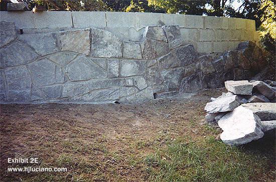 Masonry Stone & Retaining Walls CT